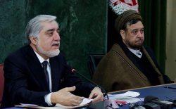 عبدالله عبدالله: هیچ توقعی از مقامهای امنیتی بخاطر کمپینهای شخصی نداریم