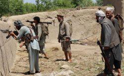 کشته شدن ۹ نفر از نیروهای خیزش مردمی در ولایت تخار
