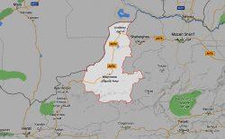 مرکز ولایت فاریاب در محاصرهی طالبان