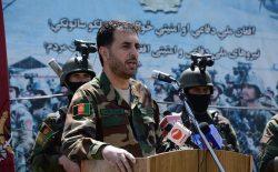اسدالله خالد: عملیات الفتح هراسافگنان طالب با شکست مواجه شده است