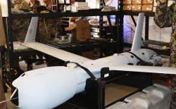 قول اردوی ۲۰۷ ظفر با هواپیمای بدون سرنشین مجهز شد