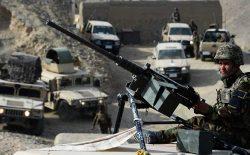 نیروهای امنیتی تجمع بزرگ طالبان را در میدان وردک هدف قرار دادند