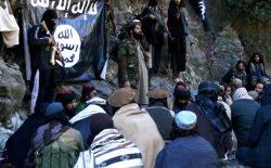 وزارت دفاع: ۹ عضو داعش در ننگرهار به نیروهای کوماندو تسلیم شدند