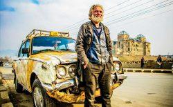 کاکا یونس؛ تاکسیرانی که هنوز با جواز دورهی داوودخان رانندگی میکند