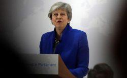 ترزا می، نخستوزیر بریتانیا از سمتاش کنار رفت