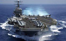 امریکا با ارسال یک ناو جنگی دیگر به خاورمیانه موافقت کرد