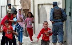 تاوان جنگ قدرتهای سرمایهداری را کودکان میدهند