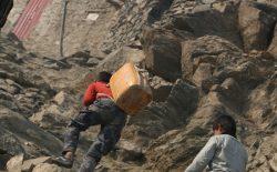 زندگی سخت باشندگان کابل