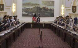 رییس جمهور غنی: اعضای کمیسیونهای قبلی انتخابات بیکفایت بودند