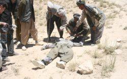 حملهی کوچیها و طالبان بر بخشهایی از ولسوالی بهسود میدان وردک