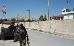 حمله بر فرماندهی پولیس بغلان، جان ۱۳ سرباز پولیس را گرفت