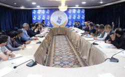 تاکید شورای نامزدان ریاست جمهوری بر پایان دورهی کاری رییس جمهور غنی