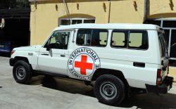 فعالیتهای بشردوستانهی صلیب سرخ و وضعیت امنیت در افغانستان