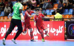 واکنشها قبل از بازی نهایی تیم فوتسال افغانستان با جاپان