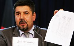 نبیل: سفرهای استخباراتی نامزدان، افغانستان را به بحران میبرد