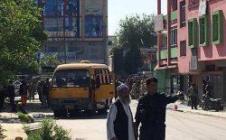 روایت ساده از یک انفجار در کابل