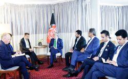 تعهد صلیب سرخ از ادامهی کمکهای این نهاد در افغانستان