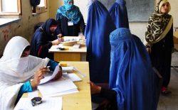 تمدید احتمالی روند ثبتنام تقویتی رایدهندگان در ولایت غزنی