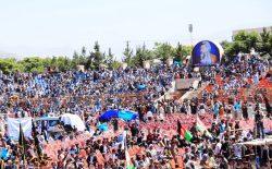 از انتخابات برای حکومت مشروع حمایت شود