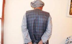 فردی به اتهام آدمربایی در ولایت فاریاب بازداشت شد