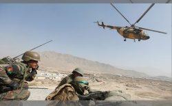 نیروهای ارتش ۲۵ هراسافگن طالب را در ولایت غزنی کشتند