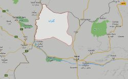 پاسگاه نیروهای پولیس در ولسوالی گلران ولایت هرات سقوط کرد