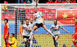 دومین روز جام جهانی فوتبال زنان با پیروزی آلمان، اسپانیا و ناروی پایان یافت