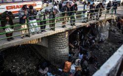 پل سوخته، بهشت زیر پایم (قسمت دوم)
