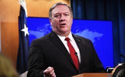 مایک پومپیو: کاهش نیروهای امریکایی بستگی به شرایط امنیتی افغانستان دارد