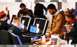 به ۳۳ هزار پناهجوی جدید در اروپا مجوز قانونی داده شده است