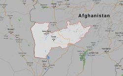 نیروهای پولیس هشت هراسافگن طالب را در ولایت فراه کشتند