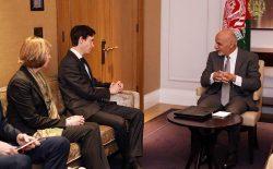 بریتانیا ۱۳۰ میلیون پوند به افغانستان کمک میکند