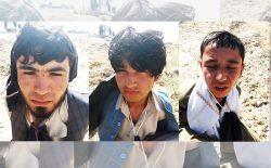 بازداشت چهار تن از افراد گروه تروریستی داعش در ننگرهار