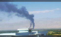 هراسافگنان طالب دو موتر نفتکش را در ولایت بغلان به آتش کشیدند