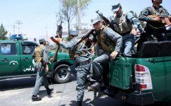 عملیات نیروهای پولیس در بلخ؛ فرماندهی هراسافگنان طالب کشته شد