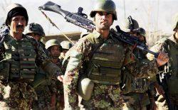 نیروهای ارتش ۱۵ هراسافگن طالب را در ولایت غور کشتند