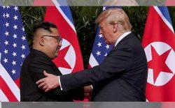 دونالد ترامپ: حاضرم با کیم جونگ اون دیدار کنم