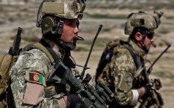 نیروهای پولیس ۱۰ هراسافگن طالب را در ولایت فراه کشتند