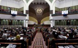 نمایندگان مجلس در تلاش یافتن راهحل برای پایان تنشها استند