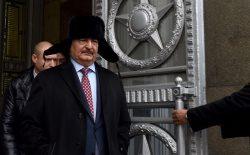 جنگجویان خلیفه حفتر، شش نفر از شهروندان ترکیه را بازداشت کردند