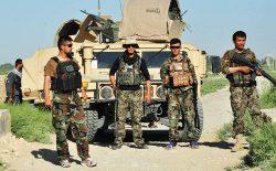 نیروهای ارتش، ۲۲ فرمانده و ۶۵ عضو طالبان را در ولایت بلخ کشتند