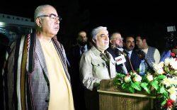 عبدالله عبدالله: اینبار باید انتخابات شفاف باشد