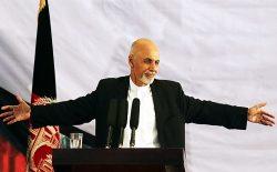 محمد اشرف غنی: جز حاضر شدن در پای صندوقهای رای، راه دیگری نیست