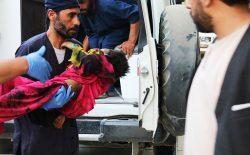 فاجعهی کندهار؛ «طالبان برای رضایت باداران پنجابی خود، خون غیرنظامیان را به حراج میگذارند»