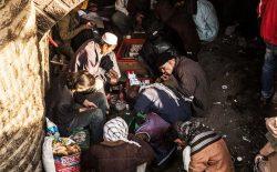 فرار از پل سوخته  به هرات به دنبال خانواده