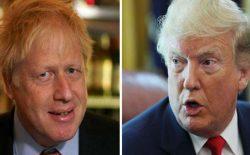 احتمال یک معاملهی بزرگ تجاری میان امریکا و بریتانیا