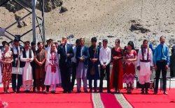 بازار مشترک افغانستان و تاجیکستان بازگشایی شد