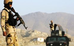 بر اثر انفجار ماین در ننگرهار دو سرباز پولیس سرحدی زخمی شدند