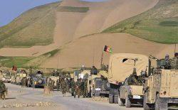 ۱۸ روستای ولسوالی پشتونکوت فاریاب از وجود طالبان پاکسازی شد