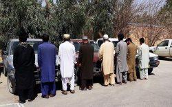 هشت نفر به اتهام جاسوسی به کشورهای همسایه در هرات بازداشت شدند